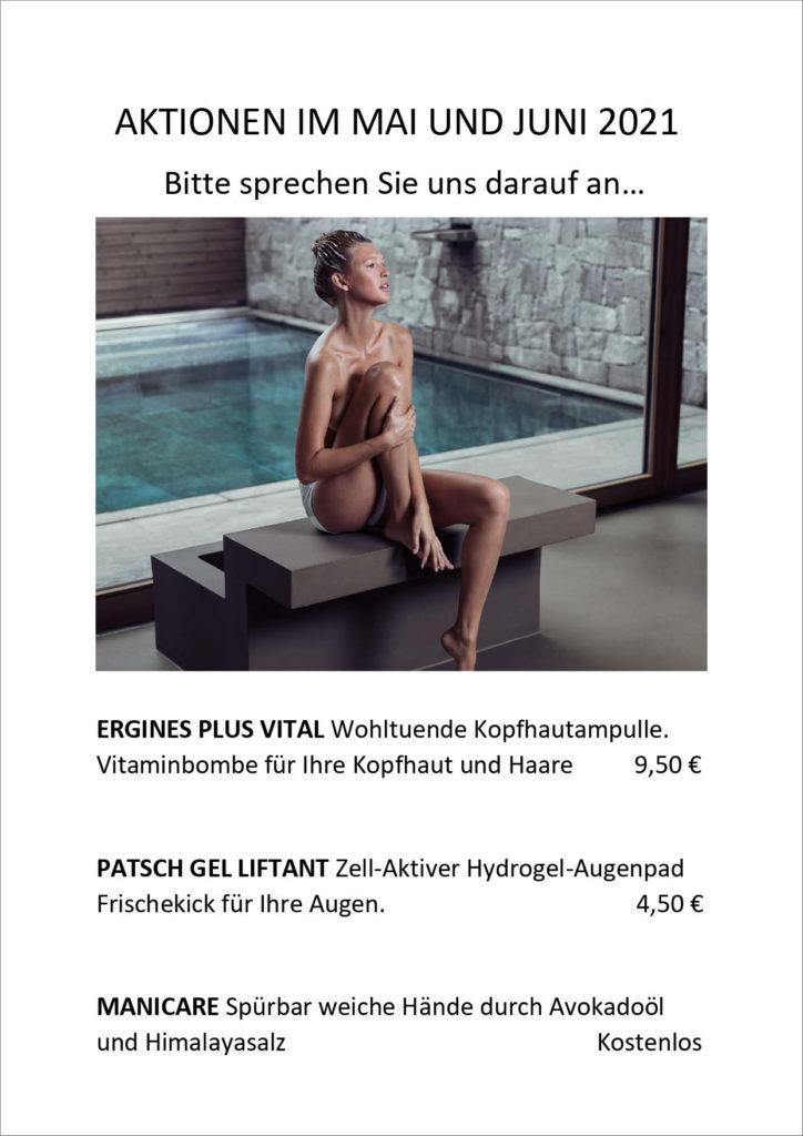 Friseur Schwandorf Aktionen Mai und Juni 2021